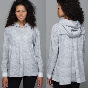 Lululemon Sun Showers Jacket Mini Oki Size 8